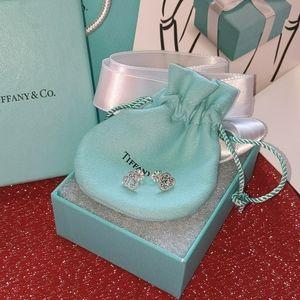 Tiffany & Co Paloma Picasso Venezia Stud Earrings